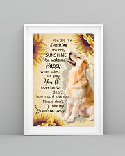 YOU ARE MY SUNSHINE MY ONLY SUNSHINE - GOLDEN 11x17 Poster lifestyle-poster-5