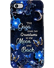 GAGA - GRANDSONS Phone Case i-phone-8-case