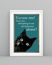EXCUSE ME 11x17 Poster lifestyle-poster-5
