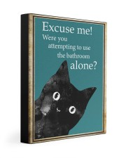 EXCUSE ME 11x14 Gallery Wrapped Canvas Prints thumbnail