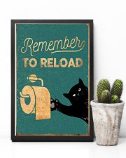 REMEMBER TO RELOAD 11x17 Poster lifestyle-poster-8