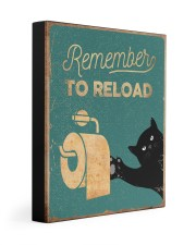 REMEMBER TO RELOAD 11x14 Gallery Wrapped Canvas Prints thumbnail
