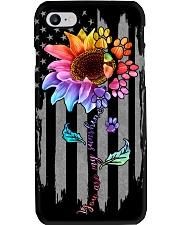 YOU ARE MY SUNSHINE PC Phone Case i-phone-8-case