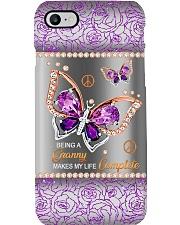 GRANNY Phone Case i-phone-8-case