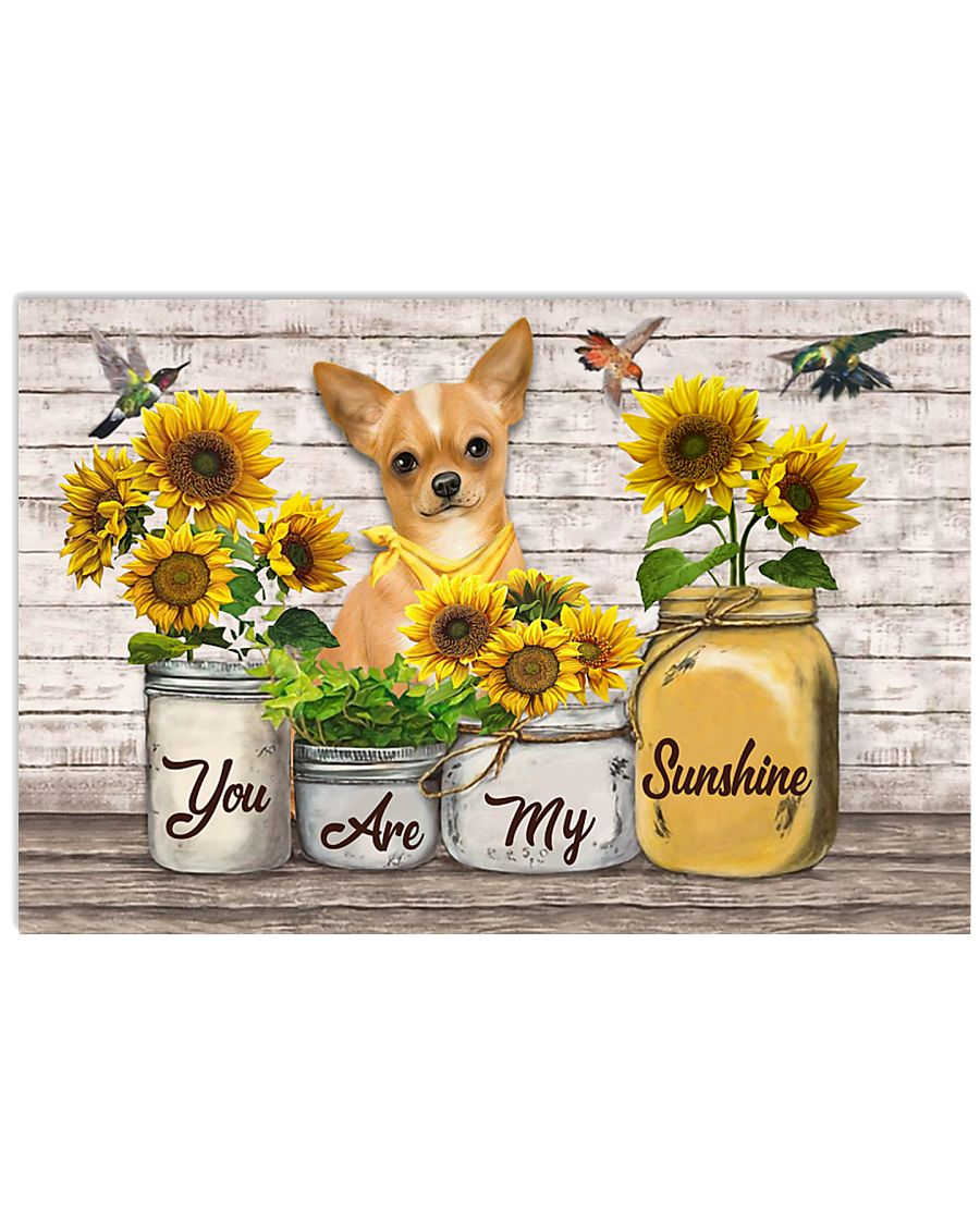 YOU ARE MY SUNSHINE 17x11 Poster