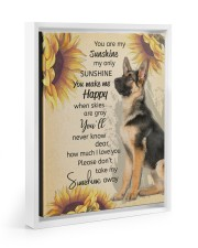 YOU ARE MY SUNSHINE MY ONLY SUNSHINE POSTER 11x14 White Floating Framed Canvas Prints thumbnail