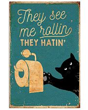 THEY SEE ME ROLLIN 11x17 Poster front