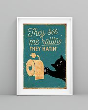THEY SEE ME ROLLIN 11x17 Poster lifestyle-poster-5
