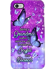 BEING A GRANDMA DOESN'T MAKE ME OLD - PC Phone Case i-phone-8-case