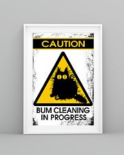 BUM CLEANING 11x17 Poster lifestyle-poster-5