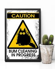 BUM CLEANING 11x17 Poster lifestyle-poster-8