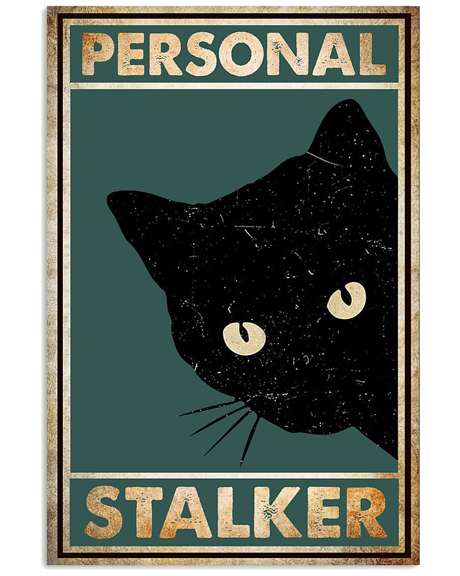 PERSONAL STALKER POSTER 11x17 Poster