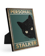 PERSONAL STALKER POSTER 8x10 Easel-Back Gallery Wrapped Canvas thumbnail