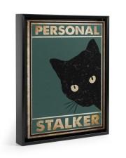 PERSONAL STALKER POSTER 11x14 Black Floating Framed Canvas Prints thumbnail