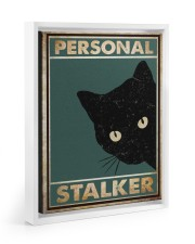 PERSONAL STALKER POSTER 11x14 White Floating Framed Canvas Prints thumbnail