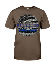 BACK THE BLUE Classic T-