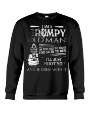 GRUMPY-OLD-MAN-SHIRT Crewneck Sweatshirt thumbnail