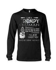 GRUMPY-OLD-MAN-SHIRT Long Sleeve Tee thumbnail