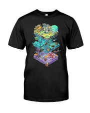 ISOMETRIC DND GAME  Premium Fit Mens Tee thumbnail
