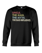 UNCLE THE BAD INFLUENCE Crewneck Sweatshirt thumbnail