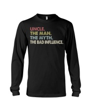 UNCLE THE BAD INFLUENCE Long Sleeve Tee thumbnail