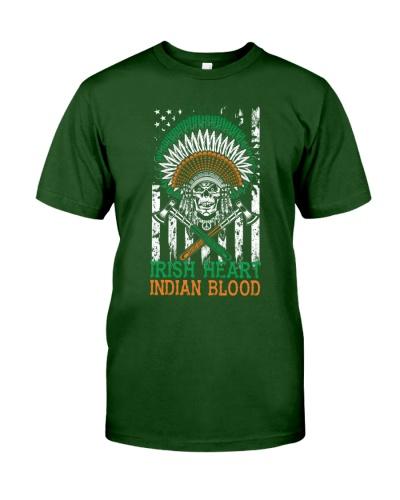 Irish Heart - Indian Blood