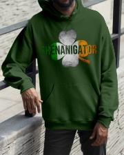 Shenanigator Hooded Sweatshirt apparel-hooded-sweatshirt-lifestyle-front-11