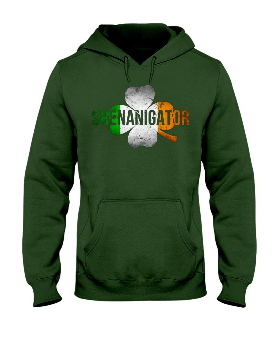 Shenanigator Hooded Sweatshirt