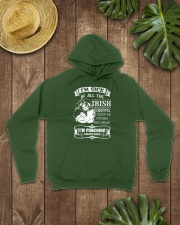I'm Punching Someone Hooded Sweatshirt lifestyle-unisex-hoodie-front-7