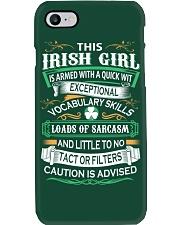 Irish Girl Phone Case thumbnail