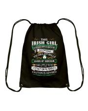 Irish Girl Drawstring Bag thumbnail