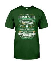 Irish Girl Classic T-Shirt thumbnail