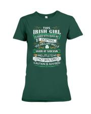 Irish Girl Premium Fit Ladies Tee thumbnail
