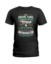 Irish Girl Ladies T-Shirt thumbnail