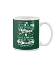 Irish Girl Mug thumbnail
