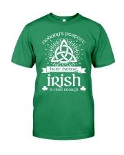 Being Irish Premium Fit Mens Tee thumbnail