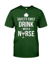 Irish Nurse Classic T-Shirt thumbnail