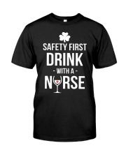 Irish Nurse Premium Fit Mens Tee thumbnail