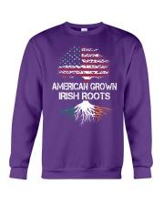 American Grown Irish Roots Crewneck Sweatshirt thumbnail
