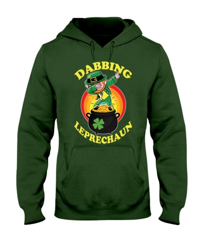 Dabbing Leprechaun