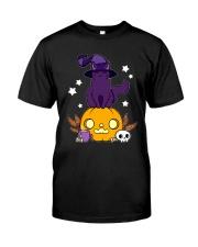 CAT HALLOWEEN Classic T-Shirt thumbnail