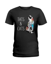 TATS AND CATS Ladies T-Shirt thumbnail