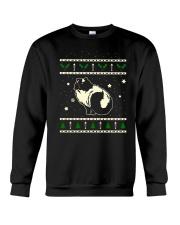 Christmas Himalayan Cat Crewneck Sweatshirt thumbnail