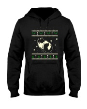 Christmas Himalayan Cat Hooded Sweatshirt thumbnail