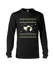 Christmas Himalayan Cat Long Sleeve Tee thumbnail