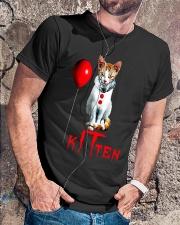 CAT KITTEN Premium Fit Mens Tee lifestyle-mens-crewneck-front-4