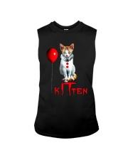 CAT KITTEN Sleeveless Tee thumbnail