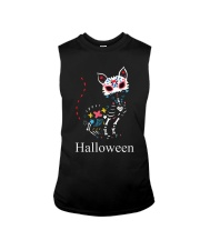 CAT HALLOWEEN Sleeveless Tee thumbnail