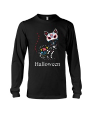 CAT HALLOWEEN Long Sleeve Tee thumbnail