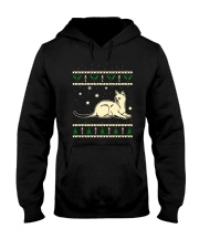 Christmas Siganpura Cat Hooded Sweatshirt thumbnail